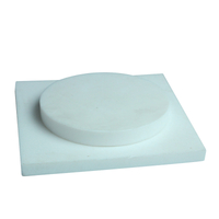 Lightweight Plastic Cutting Virgin White PTFE Plastic Board Sheet