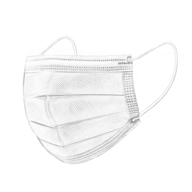 Disposable Mask Non-woven Mask 3 Layers