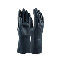Neoprene High-performance Chemical Protective Gloves