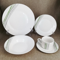 2019 hot sale porcelain dinner set