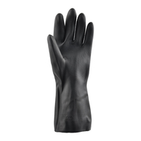Anti-corrosion Neoprene Coated Gloves