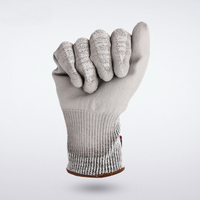 Cut-resistant Knitted Protective Gloves
