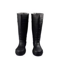 Chemical Resistant Boots PVC Acid And Alkali Resistant Safety Boots