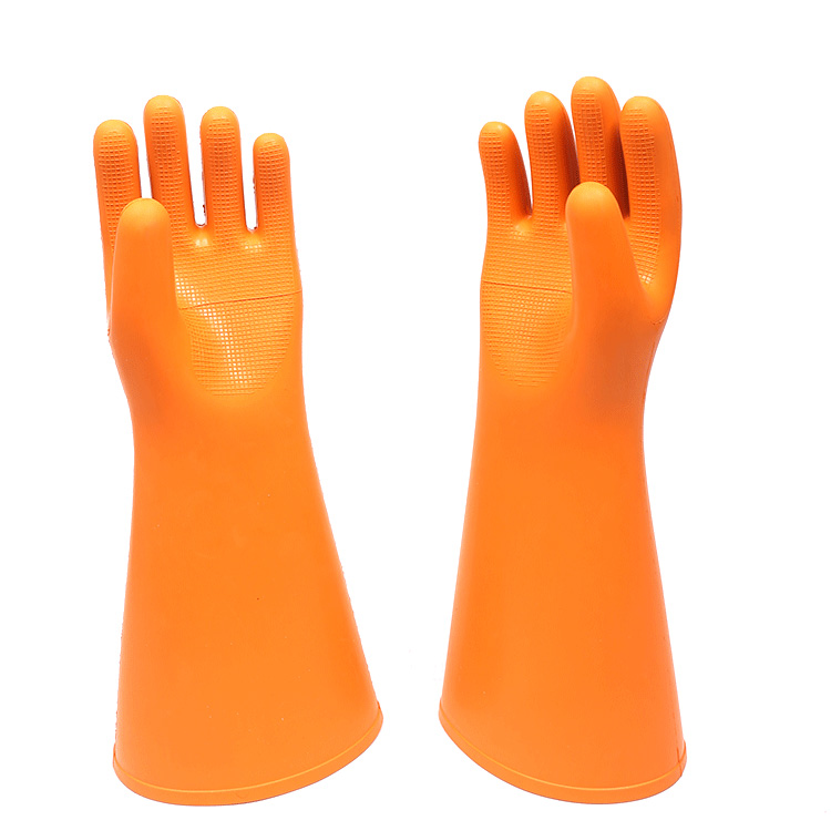 Latex Insulated Gloves for Live Working