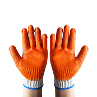 Thick Wear-resistant Anti-cut Rubber Gloves