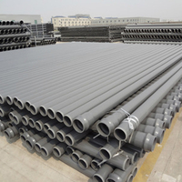 PVC-U New Composite Drainage Pipe