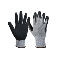 Grade 5 Anti-cut PE Gloves