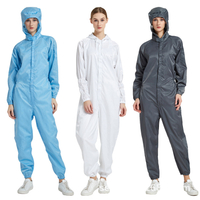 Dust-free Clothing Anti-static Jumpsuit