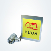 Stainless Steel Eyewash Valve Switch