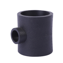 New Material Socket Variable Diameter Three-way Pipe Fittings