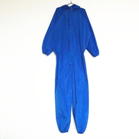 Hooded One-piece Dust Suit
