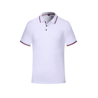 Pure Cotton Custom Logo Workwear Short Sleeve T-shirt