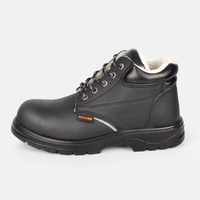 Winter Business Men's Labor Protection Shoes