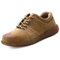 Steel-toe Safety Shoes, Protective Shoes, Insulated Anti-static Safety Shoes
